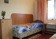 Окуневка Инн - Okunevka Inn (1 линия, Включен завтрак и ужин) Бюджетный одноместный номер