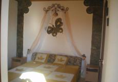 Ларино | Марьино | пляж | парковка Бюджетный двухместный номер с 1 кроватью