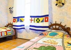 Ларино | Марьино | пляж | парковка Апартаменты с 2 спальнями