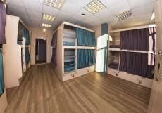 Хостел Авача   г. Петропавловск-Камчатский   Парковка   Спальное место на двухъярусной кровати в общем номере для женщин