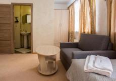 Sled   След   Приисковый   Ивановские озера   парковка Улучшенный двухместный номер с 1 кроватью или 2 отдельными кроватями
