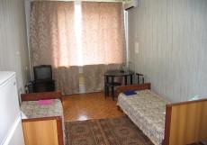 Central | Центральная | Рубцовск | р. Алей | Парковка Бюджетный двухместный номер с 2 отдельными кроватями