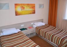 Парк Отель Алмаз | Рубцовск | оз. Ракиты | парковка Стандартный двухместный номер с 1 кроватью или 2 отдельными кроватями