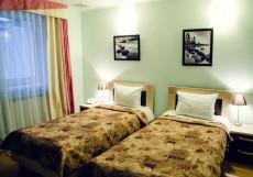 Олимпия (центре Волграграда) Стандартный двухместный номер с 2 отдельными кроватями