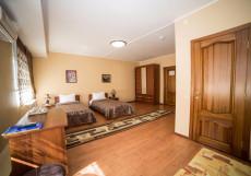 Олимпия (центре Волграграда) Улучшенный двухместный номер с 1 кроватью или 2 отдельными кроватями