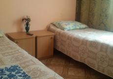 Волна База отдыха | Севастополь | Михайловская батарея | Парковка Стандартный трехместный номер