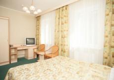 Красные Ворота | Москва | м. Красные ворота | Wi-Fi Небольшой двухместный номер с 1 кроватью