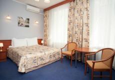 Красные Ворота | Москва | м. Красные ворота | Wi-Fi Стандартный двухместный номер с 1 кроватью или 2 отдельными кроватями