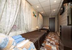 Ладомир на Садовом | Москва | м. Красные ворота | парковка Бюджетный двухместный номер с 2 отдельными кроватями