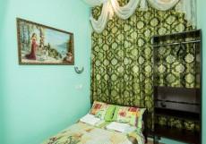 Ладомир на Садовом | Москва | м. Красные ворота | парковка Двухместный номер с 1 кроватью и собственной ванной комнатой
