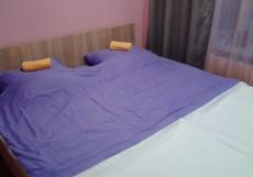 Хостел 7 Sky на Красносельской | Парковка Двухместный (1 двуспальная или 2 односпальные кровати)