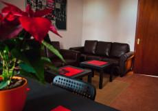 Илиан Хостел | Москва | м. Полежаевская | парковка Кровать в общем 8-местном номере для мужчин и женщин