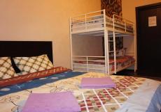 Fresh Hostel на Арбате | Москва | м. Арбатская | парковка Семейный номер
