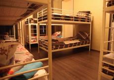 Fresh Hostel на Арбате | Москва | м. Арбатская | парковка Кровать в общем 10-местном номере для мужчин и женщин