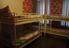 Fresh Hostel на Арбате | Москва | м. Арбатская | парковка Кровать в общем 8-местном номере для женщин