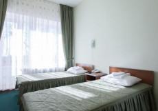 УТЁС Гостиничный комплекс | Чебаркуль | оз. Б. Кисегач | С завтраком Двухместный (2 кровати)