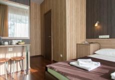УТЁС Гостиничный комплекс | Чебаркуль | оз. Б. Кисегач | С завтраком Улучшенный двухместный (1 кровать)