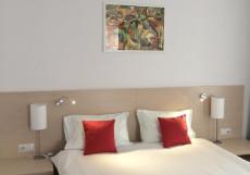 Лофт (Бассейн, Хаммам, сауна) Двухместный номер с 1 кроватью
