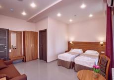 Арт | Хоста | Черное море | парковка Стандартный двухместный номер с 1 кроватью или 2 отдельными кроватями