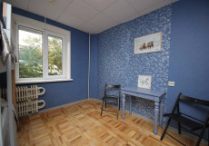 FullHouse | ФулХаус | Горнолыжный курорт Олимпия | Белгород | Wi-Fi Кровать в общем 6-местном номере для мужчин
