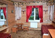 Марал | Горнолыжный курорт Приэльбрусье | г. Эльбрус | Парковка Двухместный номер с 2 отдельными кроватями