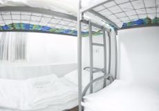 Bed&beer Кровать в общем 10-местном номере для мужчин и женщин