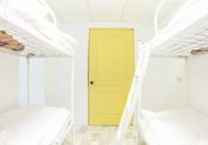 Bed&beer Кровать в общем четырехместном номере для мужчин и женщин