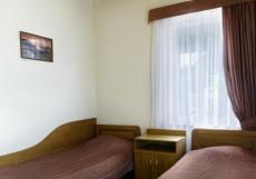 Форт Эврика (размещение недорого) Стандартный двухместный номер с 2 отдельными кроватями