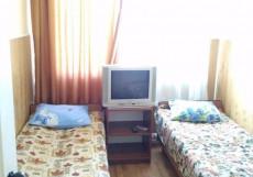 РУСЬ М-5 Мотель | Чебаркуль Бюджетный двухместный (2 кровати)