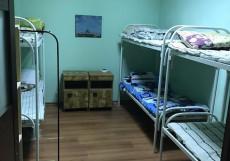 На Каширском | Москва | м. Нагорная | Wi-Fi | Кровать в общем 6-местном номере для мужчин