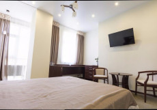 Авант Улучшенный двухместный номер с 1 кроватью