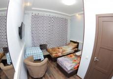 Афина | район м. Люблино | Парковка Двухместный номер с 2 отдельными кроватями