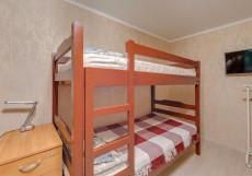 AntHill 2 | м. Выхино | Общая кухня Кровать в общем 4-местном номере
