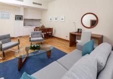 Radisson Residences | Завидово Апартаменты улучшенные с видом на реку (2 спальни)