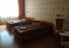 Диомид (в центре города) Бюджетный двухместный номер с 2 отдельными кроватями