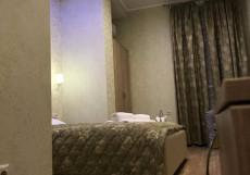 Компас (м. Братиславская | в Марьино) ЮВАО Двухместный номер с 1 кроватью и собственной ванной комнатой