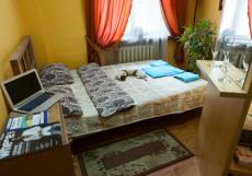 Moscow Home Hostel | Москва | М. Парк Культуры | парковка Двухместный номер с 1 кроватью и общей ванной комнатой