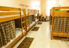 Moscow Home Hostel | Москва | М. Парк Культуры | парковка Кровать в общем 10-местном номере