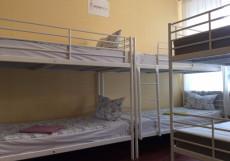 Москва 2000 на Машкова | Москва | м. Красные Ворота | Парковка Спальное место на двухъярусной кровати в общем номере для мужчин и женщин