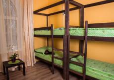 Рус Электрозаводская | Москва | м. Электрозаводская  | Парковка Кровать в общем 6-местном номере