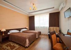 Престиж Марас (свой бассейн | сауна) Стандартный двухместный номер с 1 кроватью или 2 отдельными кроватями