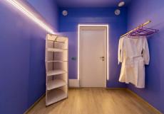 HQ Hostelberry | Москва | м. Новослободская | Wi-Fi Семейный номер с общей ванной комнатой