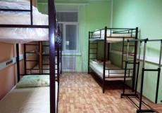 Преображенка | Москва | м. Электрозаводская | Парковка Кровать в общем 8-местном номере для мужчин