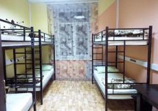 Преображенка | Москва | м. Электрозаводская | Парковка Кровать в общем 6-местном номере для женщин