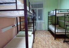 Преображенка | Москва | м. Электрозаводская | Парковка Кровать в общем 6-местном номере для мужчин