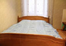Арбат | Москва | м. Смоленская | Wi-Fi Двухместный номер с 1 кроватью и общей ванной комнатой