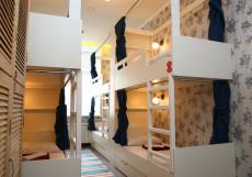 Артист Лофт (Басманный Район) - Доступные Цены Спальное место на двухъярусной кровати в общем номере для женщин