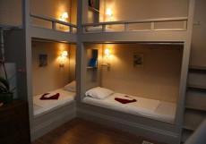 Артист Лофт (Басманный Район) - Доступные Цены Кровать в общем номере для мужчин