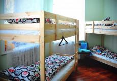 Friday | Пятница | Фрайдэй | Москва | м.  Китай-город | Wi-Fi Кровать в общем 6-местном номере для женщин