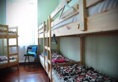 Friday | Пятница | Фрайдэй | Москва | м.  Китай-город | Wi-Fi Кровать в общем 8-местном номере для мужчин и женщин